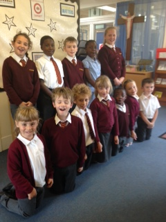 All new School Council