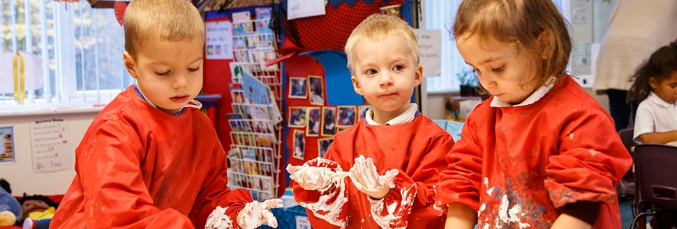 Life at St Nicholas Church of England Primary School and Nursery